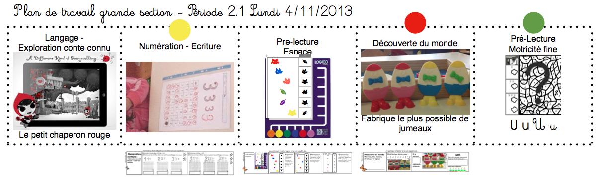 Super Exemple page de classe - École des Découvreurs @TJ_43