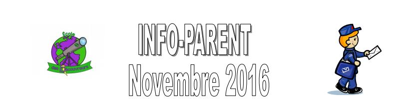 Info-parent