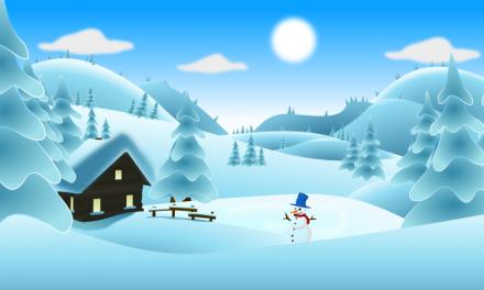 Les plaisirs de l'hiver