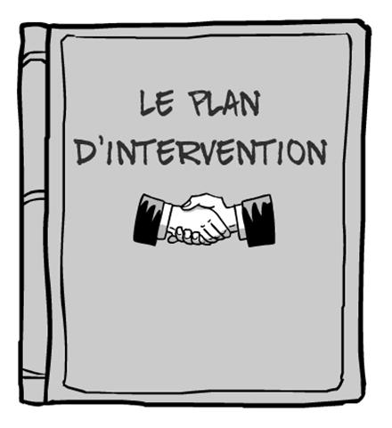 LE PLAN D'INTERVENTION