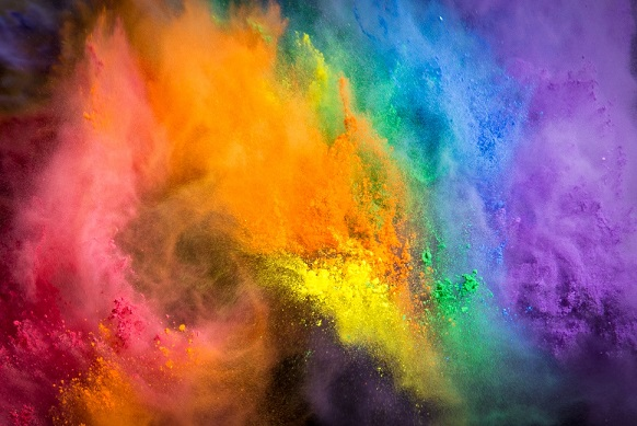 «Color run» à l'école Notre-Dame-des-Rapides